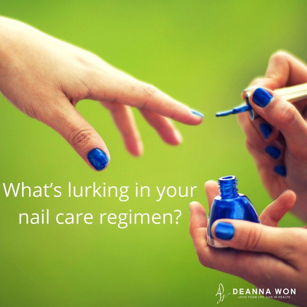 What\'s Lurking In Your Nail Care Regimen? | Keynotes to Life | Love ...